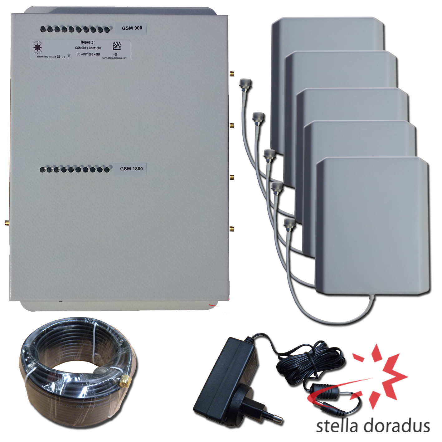 Amplificateur GSM bi-bande Stella Office