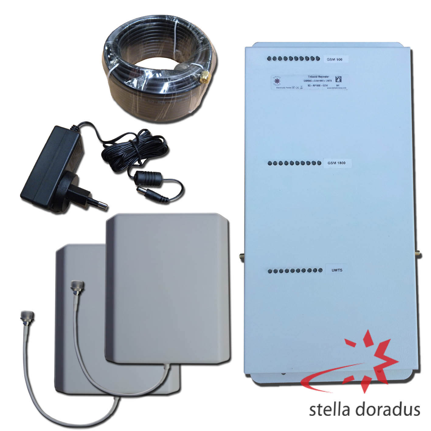 Amplificateur GSM large bande Stella Home