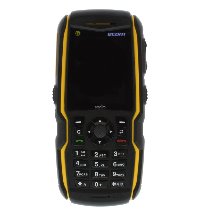 Location GSM ATEX ECOM Ex-HANDY 07
