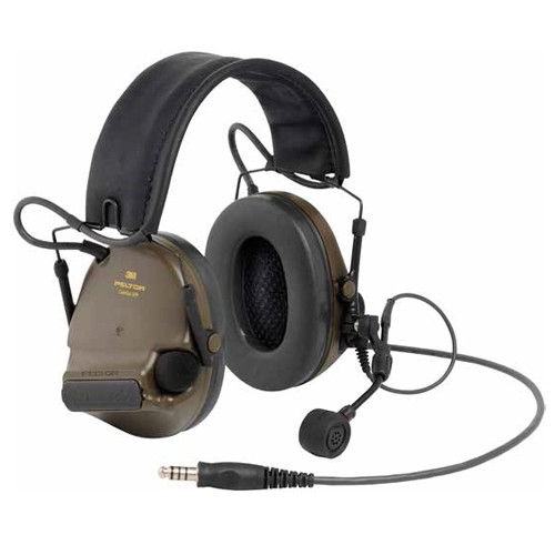MT20H682FB-02 - Peltor ComTac XPI Headset