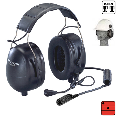 MT7H79A-97 - Peltor PMR Headset